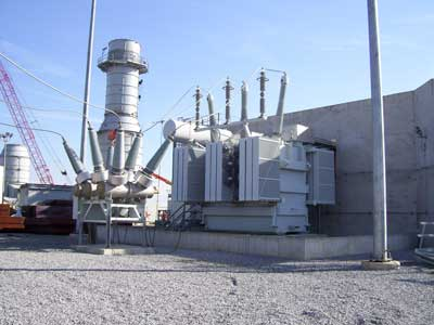 High Voltage Transformers - Construction