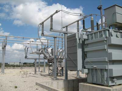 High Voltage Equipment