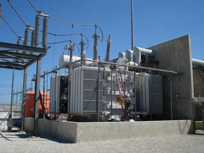 High Voltage Transformers - Field Testing