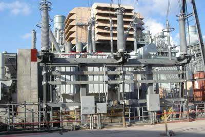 High Voltage Service & Repair - Engineering & Design