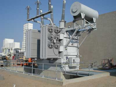 High Voltage Substations - Fast Track Power